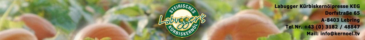 Labugger's Steirisches Kürbiskernöl